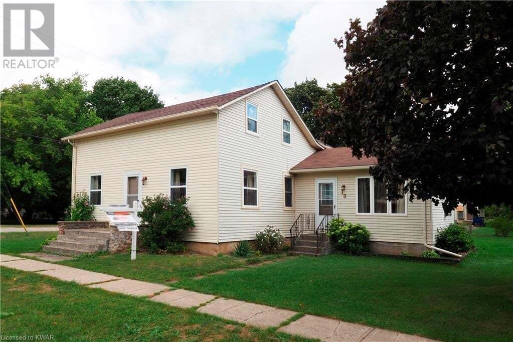 House for sale at 19 River Rd Plattsville Ontario - MLS: 40016173