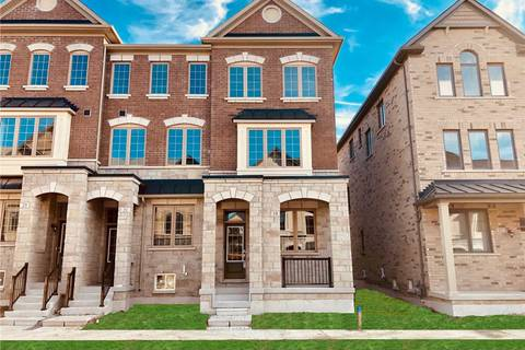 Townhouse for rent at 19 Robert Joffre Leet Ave Markham Ontario - MLS: N4632874