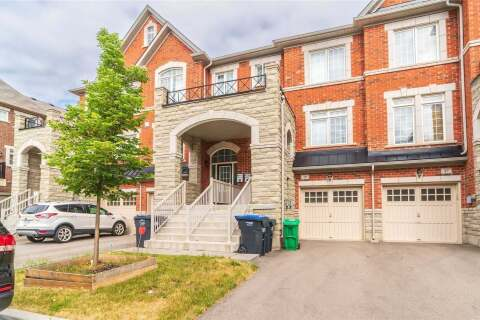 Townhouse for sale at 19 Rockman Cres Brampton Ontario - MLS: W4783122