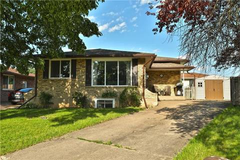 House for sale at 19 Sevenoaks Circ St. Catharines Ontario - MLS: H4056477