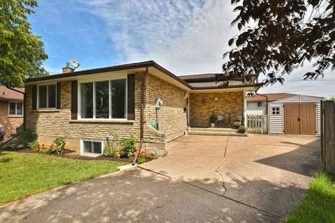 House for sale at 19 Sevenoaks Circ St. Catharines Ontario - MLS: X4555925