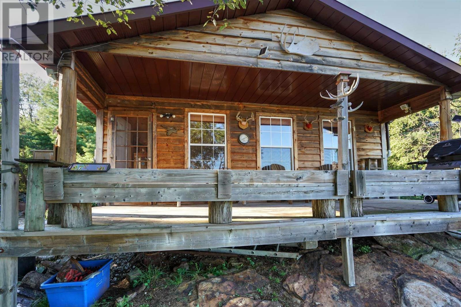 Residential property for sale at 19 Sheffield Lake Rd Stone Mills Ontario - MLS: K20005061