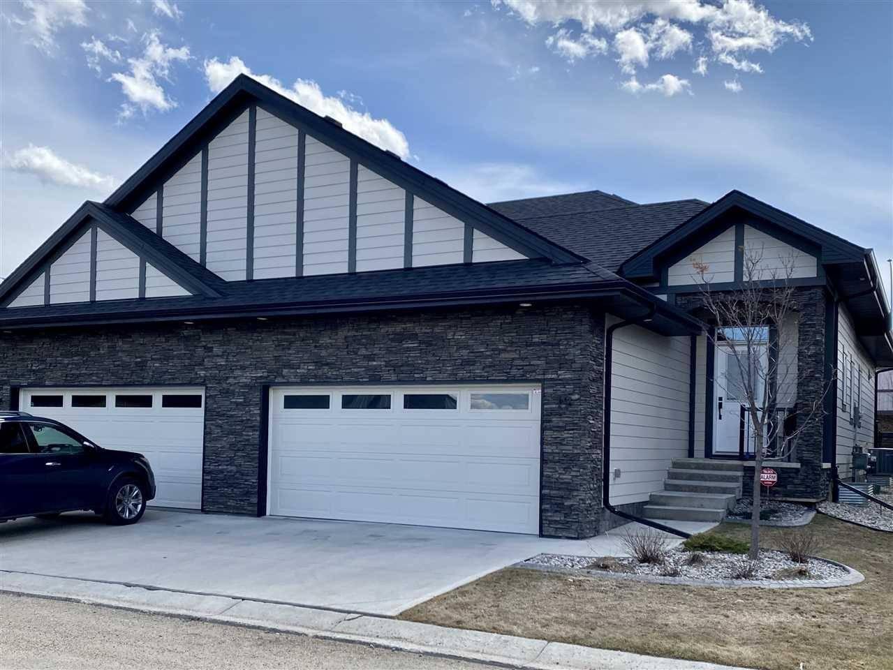Townhouse for sale at 19 Signature Cv  Sherwood Park Alberta - MLS: E4194056