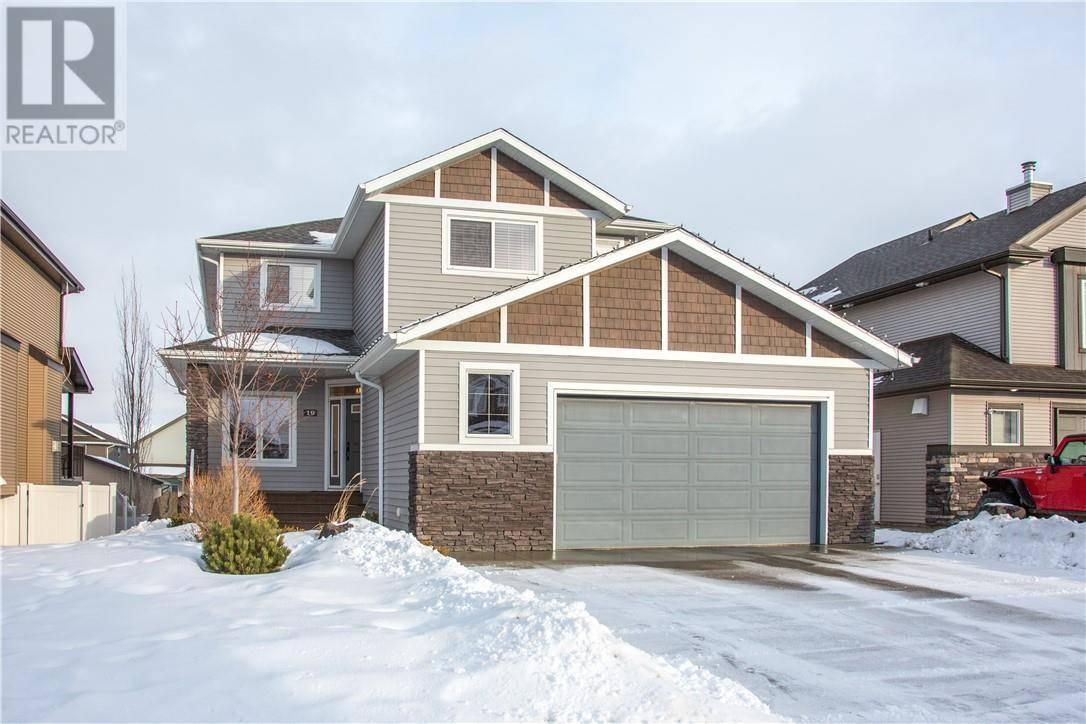 House for sale at 19 Sorensen Cs Red Deer Alberta - MLS: ca0188879