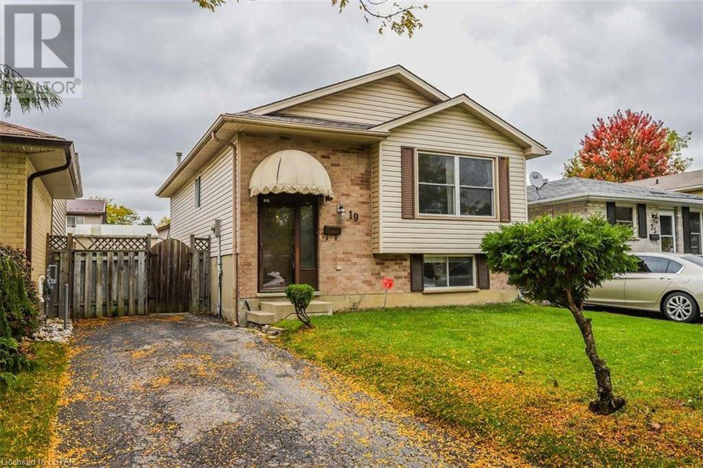 House for sale at 19 Speight Cres London Ontario - MLS: 227777