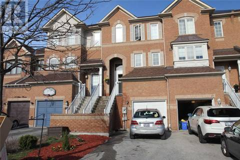 Townhouse for sale at 19 Stiles Ave Aurora Ontario - MLS: N4444132