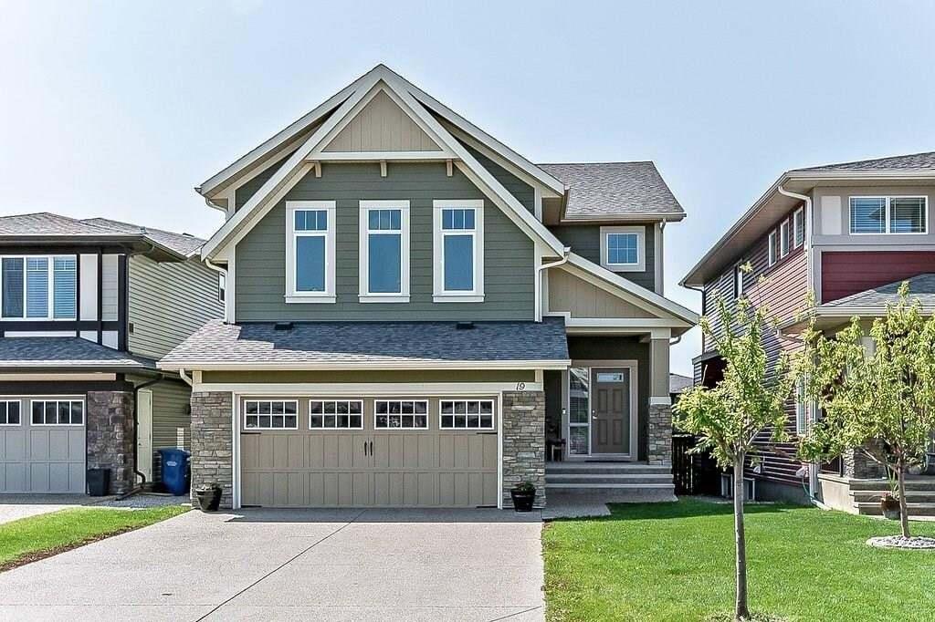 House for sale at 19 Storm Mountain Pl Mountainview_okotoks, Okotoks Alberta - MLS: C4305571