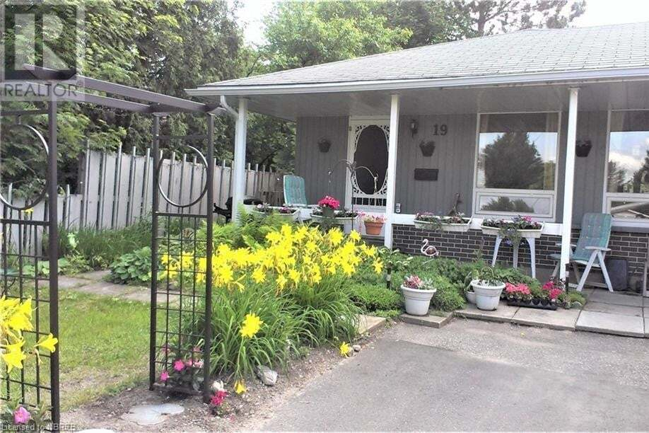 House for sale at 19 Strathcona Dr North Bay Ontario - MLS: 255371