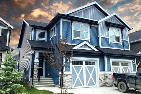 Townhouse for sale at 19 Sundown Common  Cochrane Alberta - MLS: C4305374