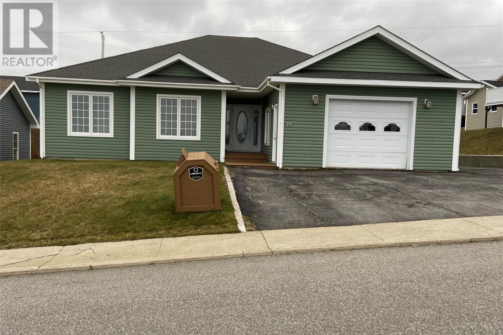 House for sale at 19 Tavernor Dr Port Aux Basques Newfoundland - MLS: 1223224