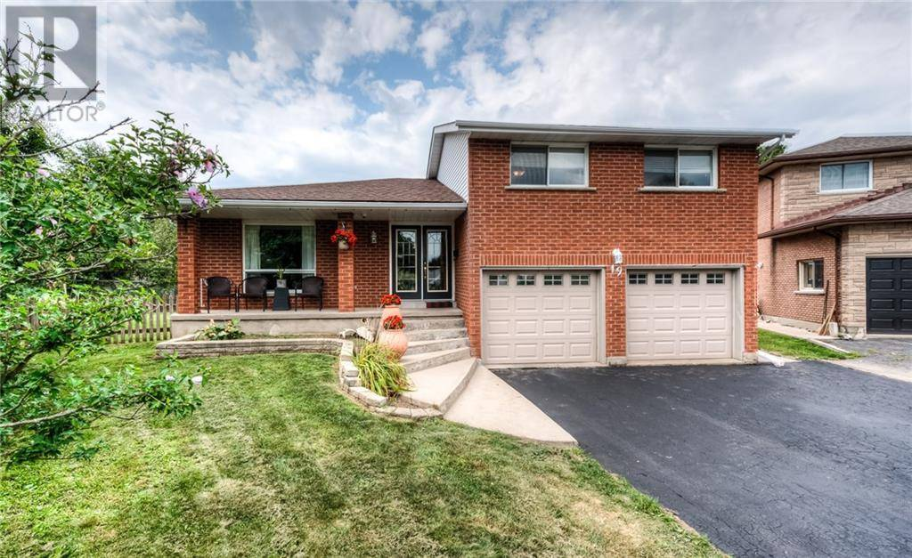 House for sale at 19 Templar Ln Cambridge Ontario - MLS: 30756545