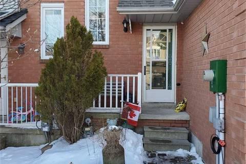 Townhouse for sale at 19 Trewin Ln Clarington Ontario - MLS: E4694265