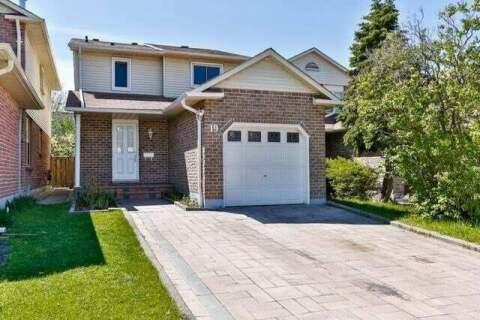 House for rent at 19 Troyer Ct Vaughan Ontario - MLS: N4771441