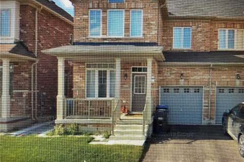 Townhouse for sale at 19 Truro Circ Brampton Ontario - MLS: W4775090