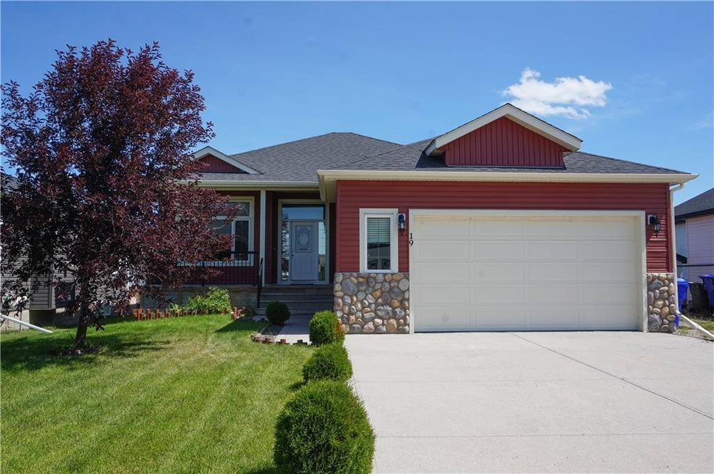 House for sale at 19 Vermont Cs Olds Alberta - MLS: C4214302