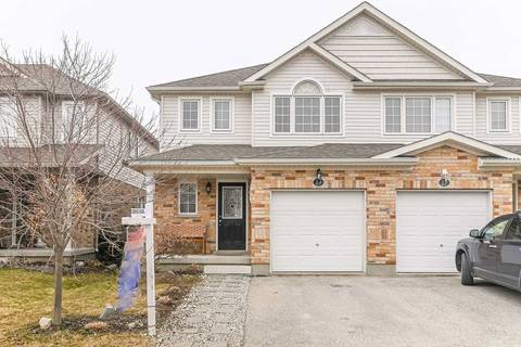 Townhouse for sale at 19 Vipond St Guelph Ontario - MLS: X4726512