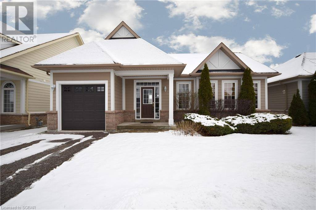 House for sale at 19 Waterpond Pl Collingwood Ontario - MLS: 200218