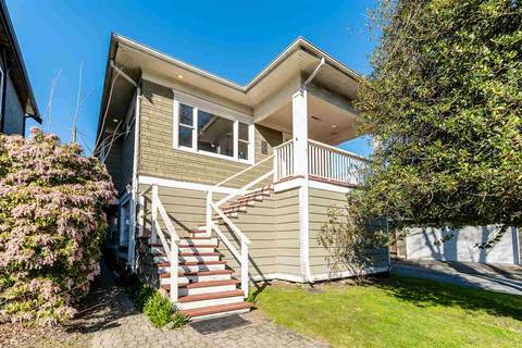 House for sale at 19 62nd Ave W Vancouver British Columbia - MLS: R2446936