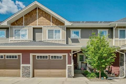 Townhouse for sale at 19 West Coach Manr Southwest Calgary Alberta - MLS: C4234132