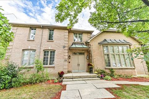 House for sale at 19 Wideford Pl Toronto Ontario - MLS: C4585423