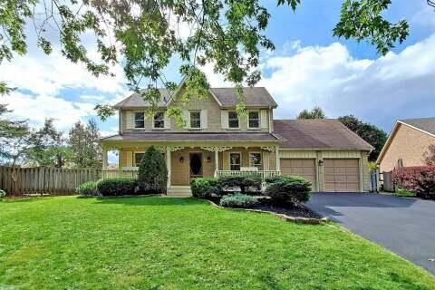 House for sale at 19 Willis Pl Uxbridge Ontario - MLS: N4941210