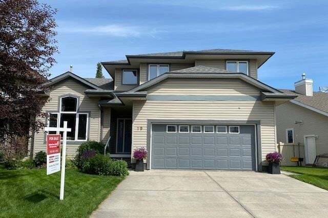 House for sale at 19 Willow Park Rd Stony Plain Alberta - MLS: E4196242