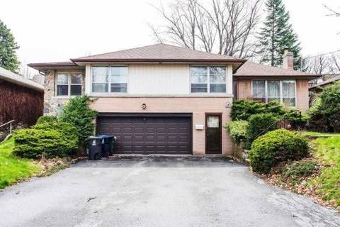 House for rent at 19 Winlock Pk Toronto Ontario - MLS: C4689503