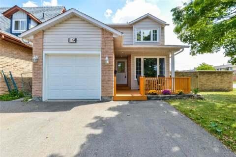 House for sale at 19 Wolverton Cres Brampton Ontario - MLS: W4896705