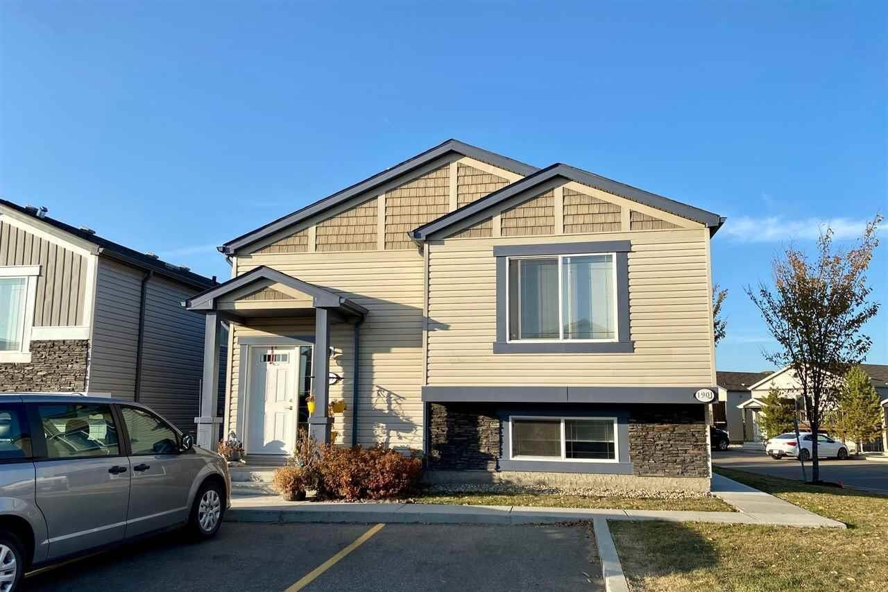 Townhouse for sale at 142 Selkirk Pl Unit 190 Leduc Alberta - MLS: E4216943