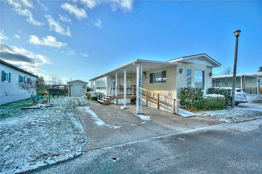Residential property for sale at 3033 Townline Rd Unit 190 Stevensville Ontario - MLS: 30777033