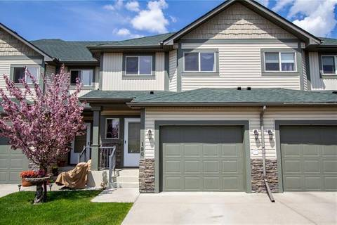Townhouse for sale at 190 Bayside Point(e) Southwest Airdrie Alberta - MLS: C4236733