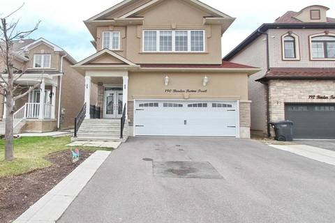 House for sale at 190 Binder Twine Tr Brampton Ontario - MLS: W4422530