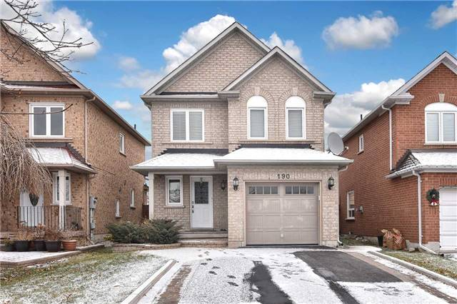 For Sale: 190 Broomlands Drive, Vaughan, ON | 3 Bed, 3 Bath House for $858,000. See 17 photos!