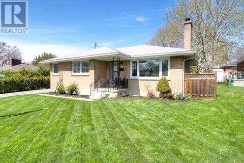 House for sale at 190 Burlington St London Ontario - MLS: 192574