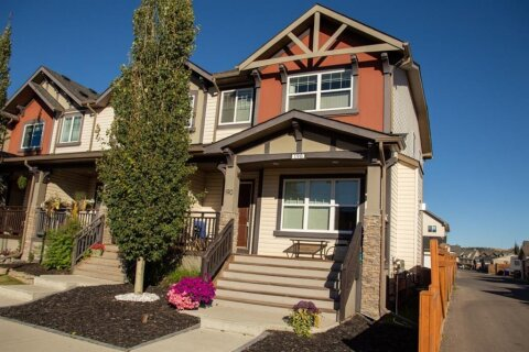Townhouse for sale at 190 Clydesdale Wy Cochrane Alberta - MLS: A1037241