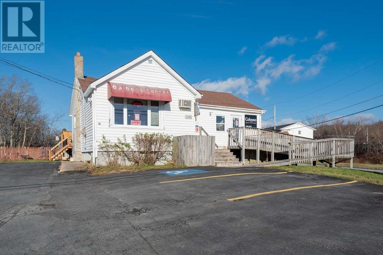 Commercial property for sale at 190 Cobequid Rd Lower Sackville Nova Scotia - MLS: 202024168