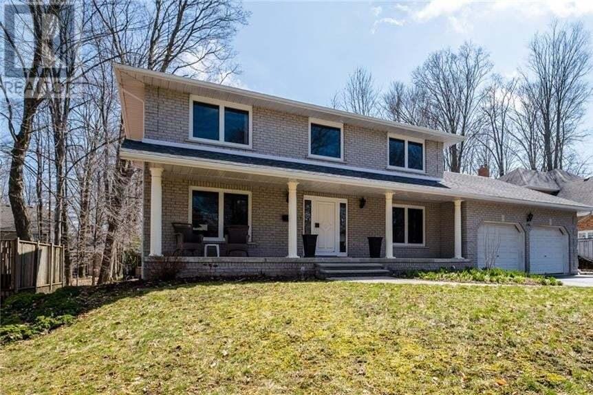 House for sale at 190 Corrie Cres Waterloo Ontario - MLS: 30807061