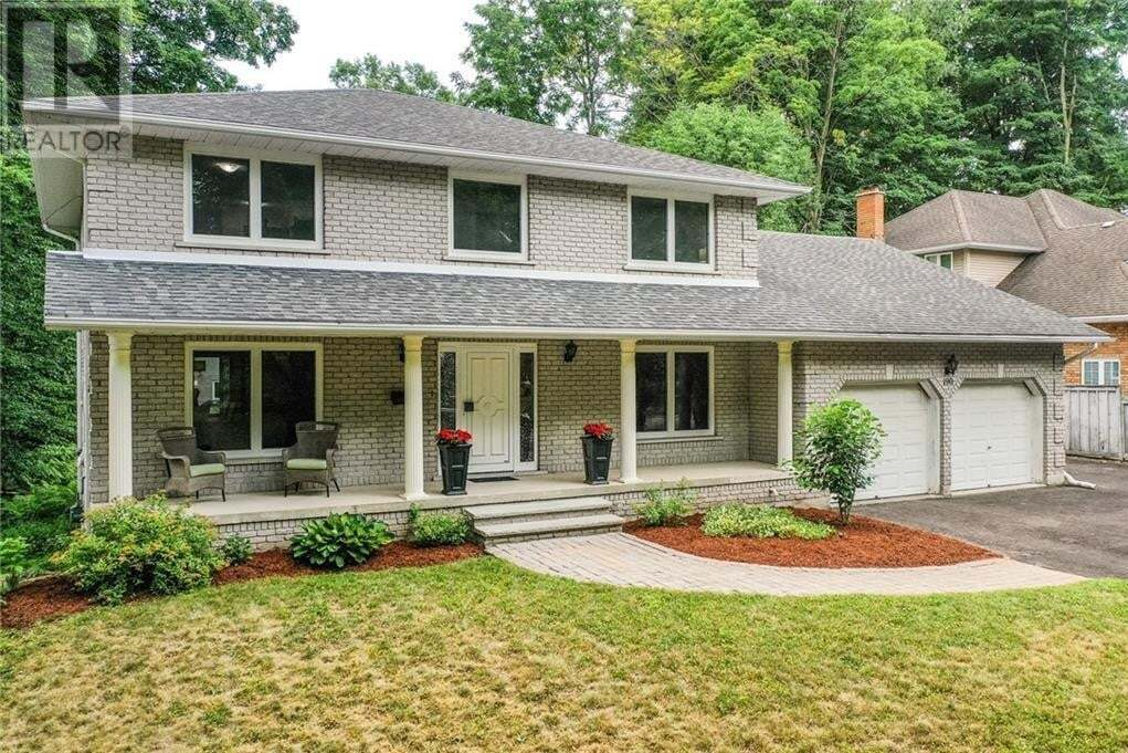House for sale at 190 Corrie Cres Waterloo Ontario - MLS: 30819909