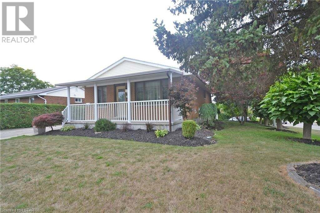 House for sale at 190 Fairview Ave St. Thomas Ontario - MLS: 277835