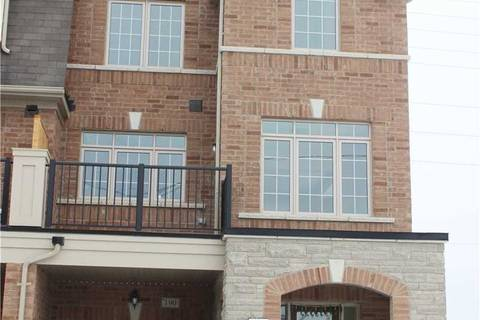 Townhouse for rent at 190 Fruitvale Circ Brampton Ontario - MLS: W4662000
