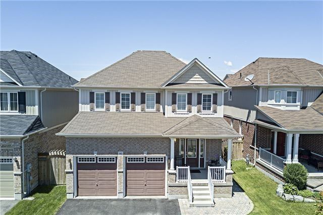 For Sale: 190 Glenabbey Drive, Clarington, ON | 4 Bed, 3 Bath House for $699,900. See 20 photos!