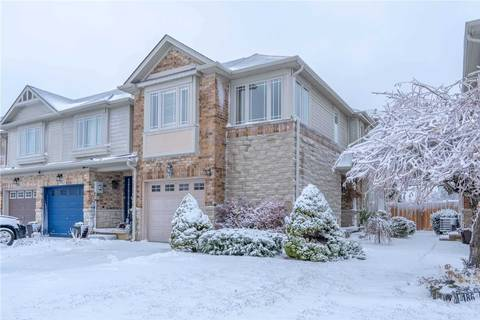 Townhouse for sale at 190 Great Oak Tr Hamilton Ontario - MLS: X4648681