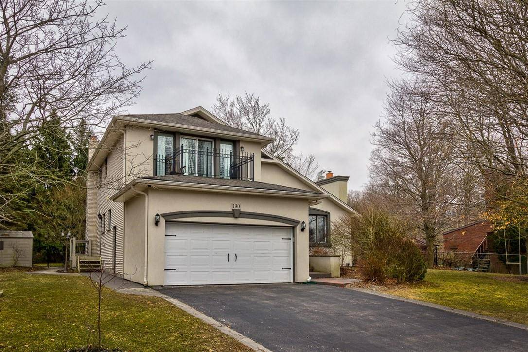 House for sale at 190 Jerseyville Rd W Ancaster Ontario - MLS: H4075822