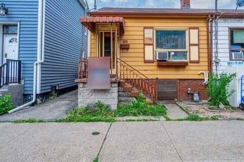 Townhouse for sale at 190 John St Hamilton Ontario - MLS: X4810510