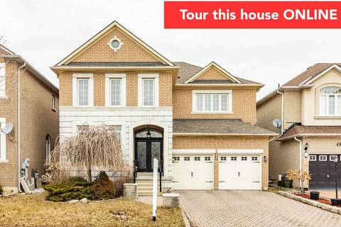 House for sale at 190 La Rocca Ave Vaughan Ontario - MLS: N4727884