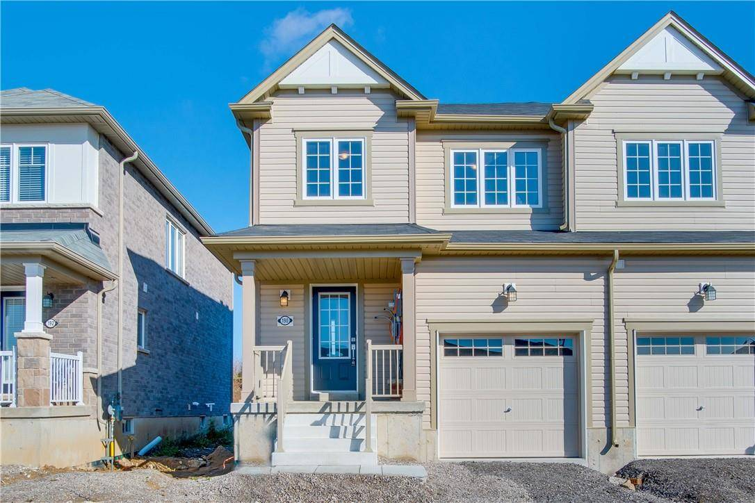 Townhouse for sale at 190 Maclachlan Ave Caledonia Ontario - MLS: H4067993