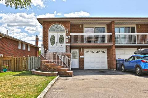Townhouse for sale at 190 Meadows Blvd Mississauga Ontario - MLS: W4544123