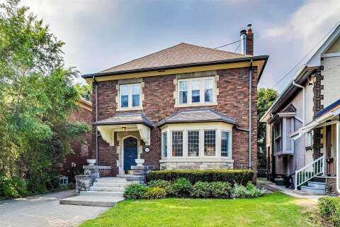 House for sale at 190 Montclair Ave Toronto Ontario - MLS: C4859846