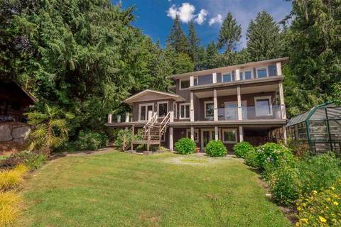 House for sale at 190 Mountain Dr Lions Bay British Columbia - MLS: R2350587