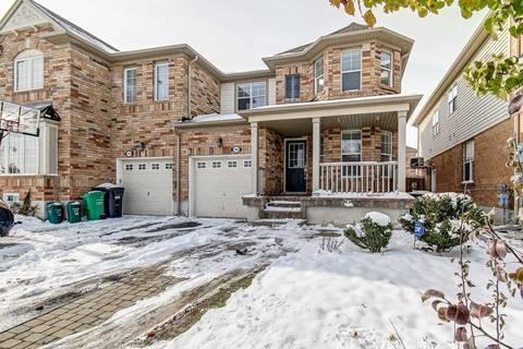 Townhouse for sale at 190 Owlridge Dr Brampton Ontario - MLS: W4631268